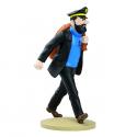 Figurine Tintin - Haddock en route - Moulinsart
