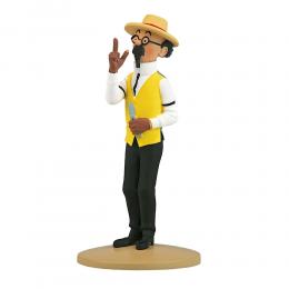 Figurine Tintin - Tournesol jardinier - Moulinsart