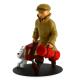 Figurine Tintin - ils arrivent - Moulinsart