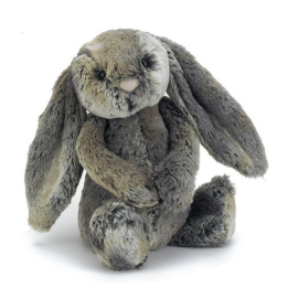 Peluche lapin Jellycat - Bashful couleur terrier