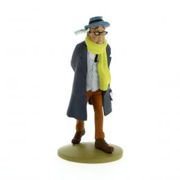 Figurine Tintin - Carreidas - Moulinsart