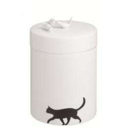 Boite en porcelaine chat  Räder