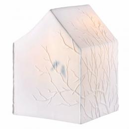 Lampe en porcelaine maison räder