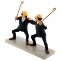 Les Dupondt - collection privilège - Tintin Moulinsart