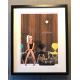 """Affiche tirage d'Art """"Réception salle d'attente"""" Monsieur Z."""