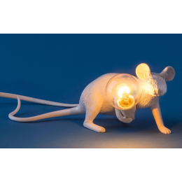 """Lampe """"Mouse lampe"""" Seletti - Modèle allongé"""