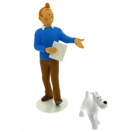 Tintin - collection musée imaginaire - Tintin Moulinsart