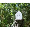 Boite musicale chant d'oiseaux Zwitscherbox - blanc
