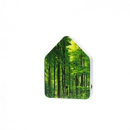 Boite musicale chant d'oiseaux Zwitscherbox - forêt