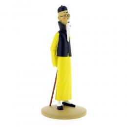 Figurine Tintin- Mr Wang - Moulinsart