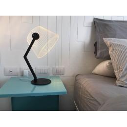 Lampe Bulbing Studio Cheha - Ziggi Black Edition