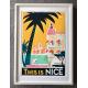 "Affiche tirage d'Art "" This is Nice "" Monsieur Z."
