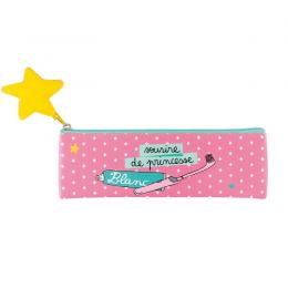 """Trousse à brosse à dents """"Sourire de Princesse"""" - Derrière La Porte"""