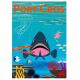 """Affiche tirage d'Art """" Port Cros """" Monsieur Z."""