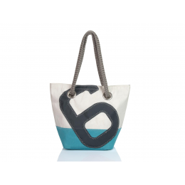 Sac à main Legende gris/bleu - 727 Sailbags