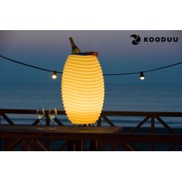 Lampe glacière connectée Kooduu Synergy