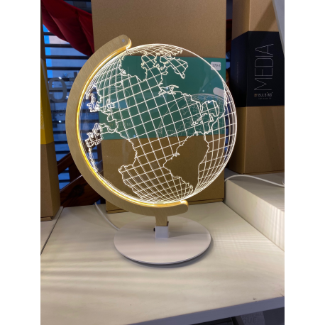 Lampe Bulbing Studio Cheha - Globe
