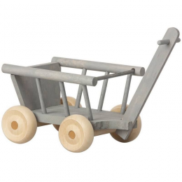 Chariot en bois Micro - Maileg