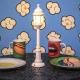 Lampe STREET LAMP DINING Seletti