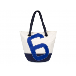 Sac à main Sam bleu marine - 727 Sailbags