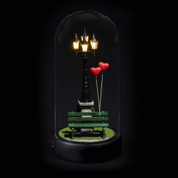 "Lampe ""My little Valentine "" Seletti"
