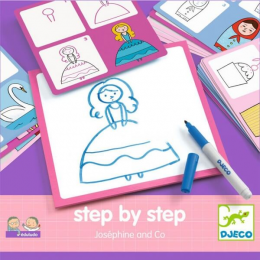 Step by Step - Joséphine and Co - Djeco
