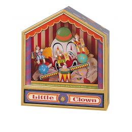 Boite à musique clowns balancoire - Trousselier