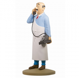Figurine Tintin - Le boucher Sanzot  - Moulinsart