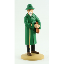 Figurine Tintin - Basile le marchand de canon  - Moulinsart
