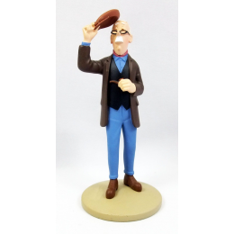 Figurine Tintin - Boullu le marbrier  - Moulinsart