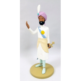 Figurine Tintin - Le Maharadjah  - Moulinsart
