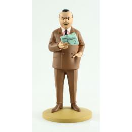 Figurine Tintin - Al Capone  - Moulinsart