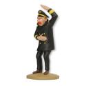 Figurine Tintin - le capitaine Chester  - Moulinsart