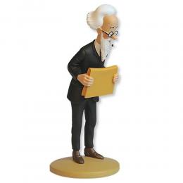 Figurine Tintin - Le professeur Halambique  - Moulinsart