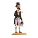 Figurine Tintin - Le professeur Siclone  - Moulinsart