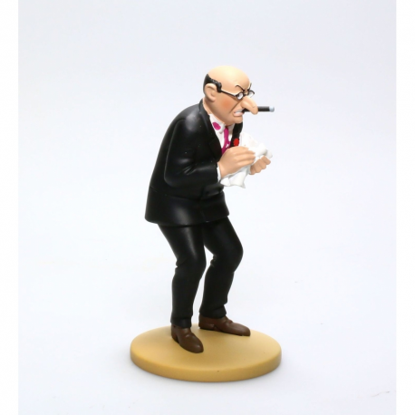 Figurine Tintin - Bohlwinkel  - Moulinsart