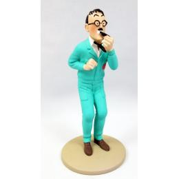 Figurine Tintin - Baxter - Moulinsart