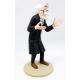 Figurine Tintin - Le professeur Callis  - Moulinsart