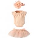 Set de danseuse rose pour souris micro - Maileg