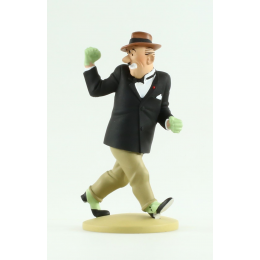 Figurine Tintin - Gibbons - Moulinsart