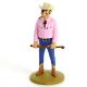 Figurine Tintin - Rastapopoulos - Moulinsart