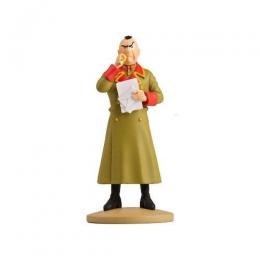 Figurine Tintin - Le colonel Sponsz - Moulinsart