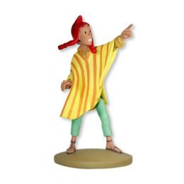Figurine Tintin - Zorrino - Moulinsart