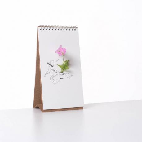 Vase humouristique Flip - Liftdesign