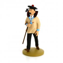 Figurine Tintin - Dupont matelos - Moulinsart