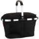 Panier isotherme Carrybag noir - Reisenthel