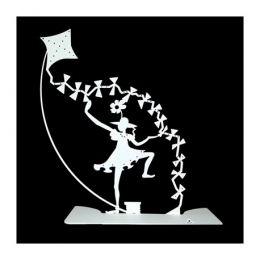 Porte bijoux Taina - Michele Bonte